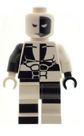 In-Betweener - Custom Designed Minifigure